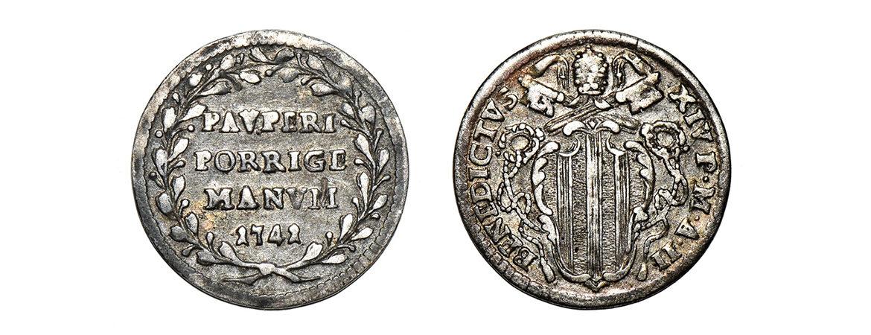Monnaie 1742