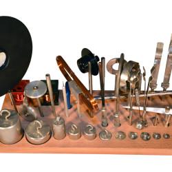 Eléments de laboratoire pour l'enseignement des sciences