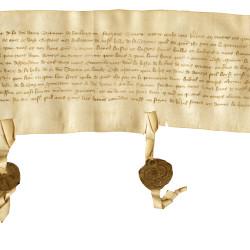 Second bail du pâturage communal (1400)