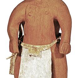 Statuette masculine (Mozambique)