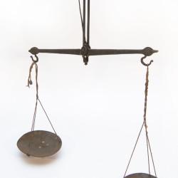 Balance à fléau